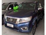 Nissan Frontier LE Bi-Turbo Diesel 4X4 (Aut) 2018/2019 4P Azul Diesel